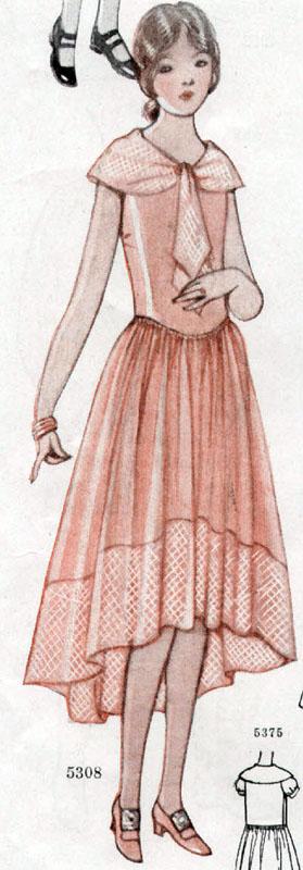 McCall 5308 1928
