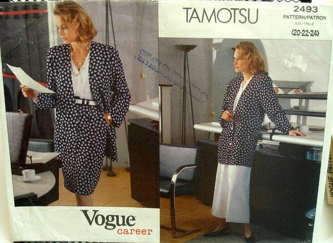 Vogue 2493