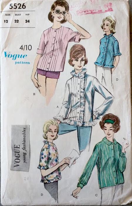 Vogue 5526