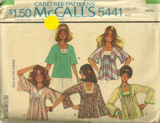 McCalls 5441 2