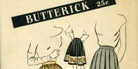 Butterick 3727 A