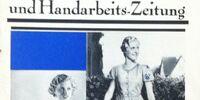 Illustrierte Wäsche- und Handarbeits-Zeitung No. 2 1935