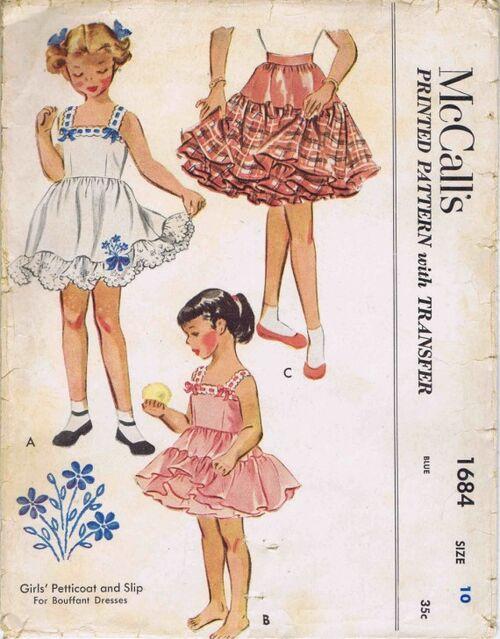 McCalls 1952 1684
