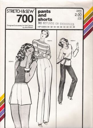 Stretch & Sew 700 image