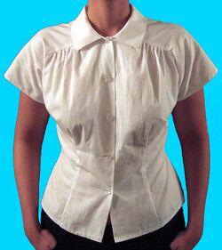 B7329 blouse low