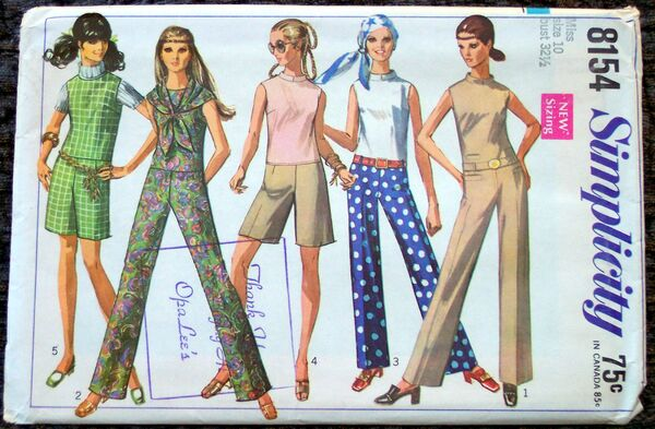 Vintage Patterns 112