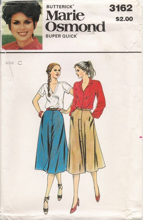 Butterick 3162 image