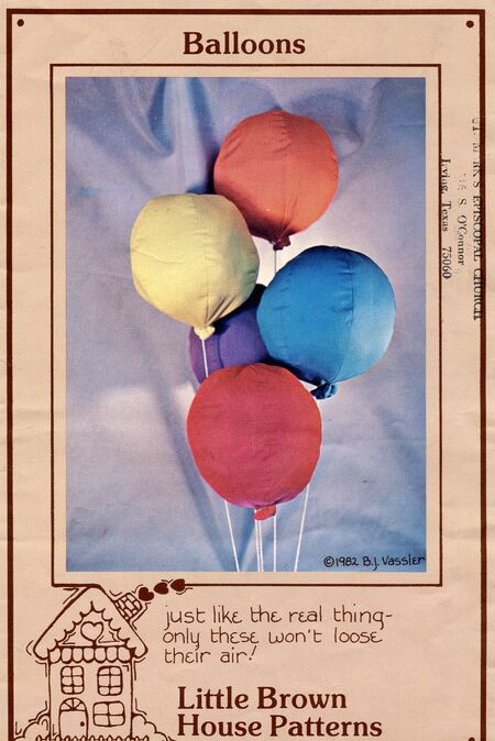 Littlebrownhouseballoons