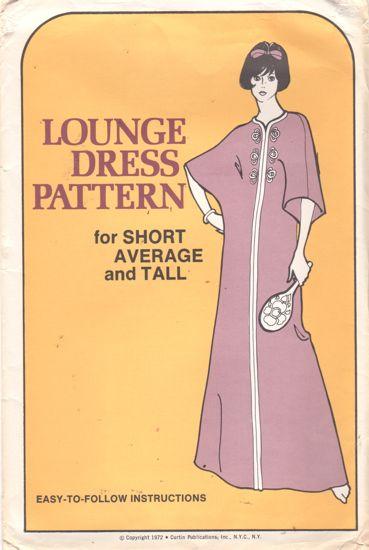 Lounge dress