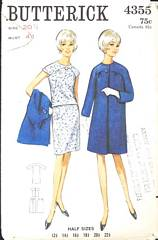 Butterick 4355 image