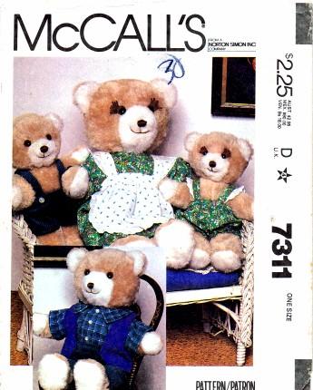 McCalls 1980 7311