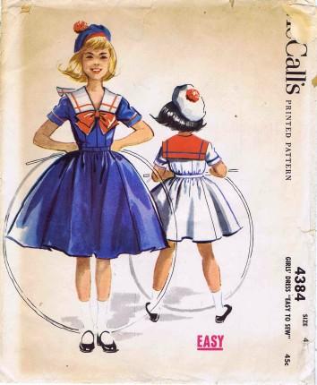 McCalls 1957 4384