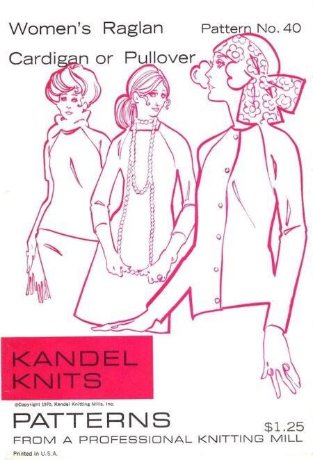 Kandel Knits 1970 40