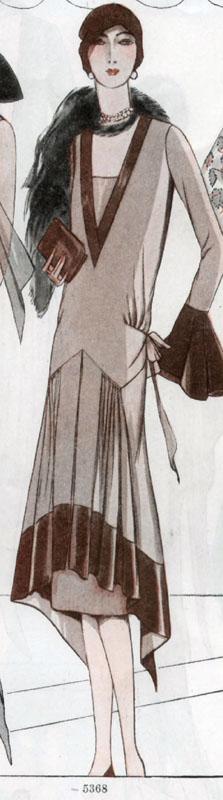 McCall 5368 1928