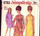 Simplicity 6783