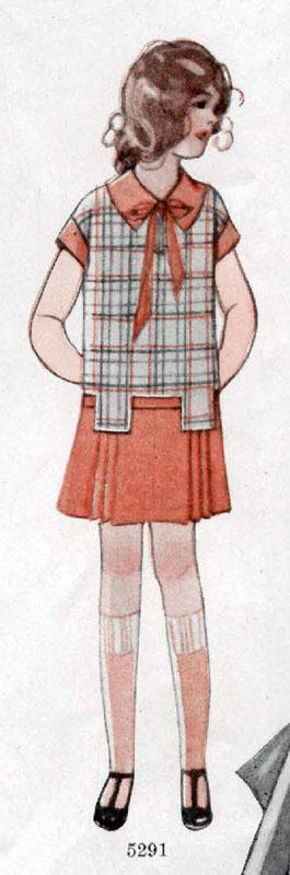 McCall 5291 1928