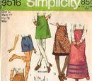 Simplicity 9516
