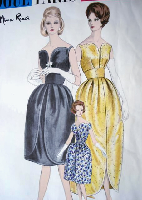 vogue 1017 a vintage sewing patterns fandom powered by
