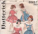 Butterick 8957