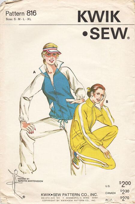 Kwik-Sew-816-Wiki