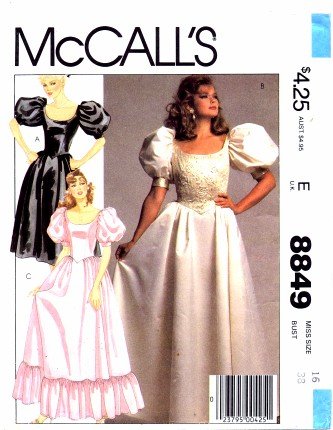 McCalls 8849
