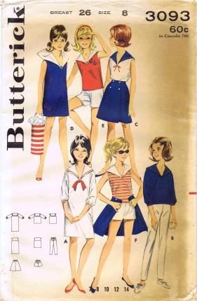 Butterick 3093