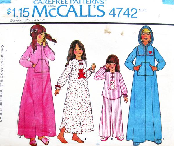 Mccalls 4742