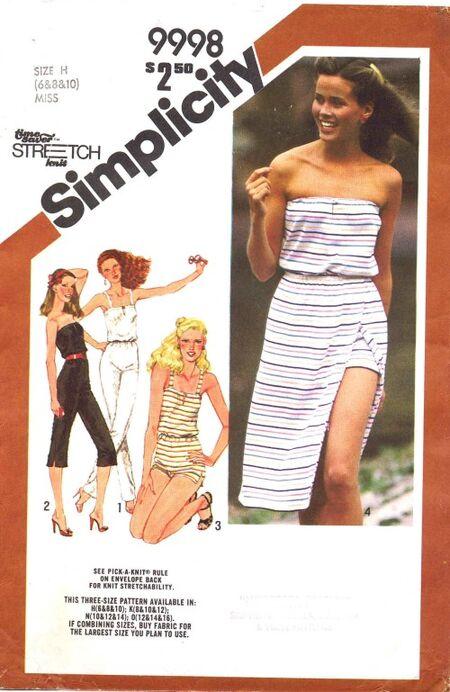 Simplicity 1981 9998