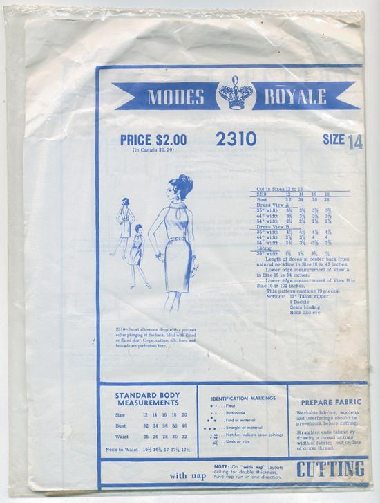 Modes Royale 2310