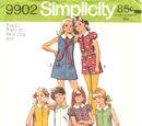 Simplicity 9902 A