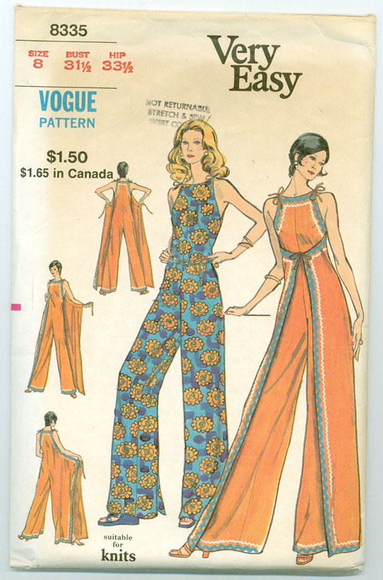 Vogue 8335 Vintage Sewing Patterns Fandom Powered By Wikia
