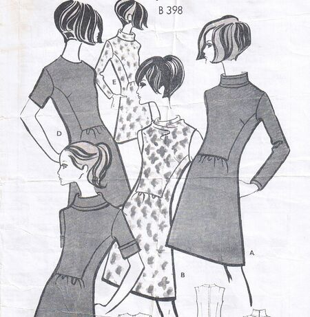 Pattern pictures 601