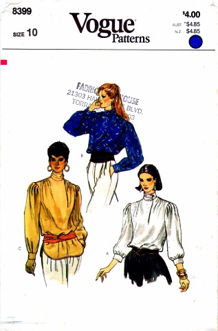 Vogue 8399