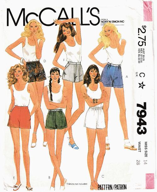 1982 Short Shorts