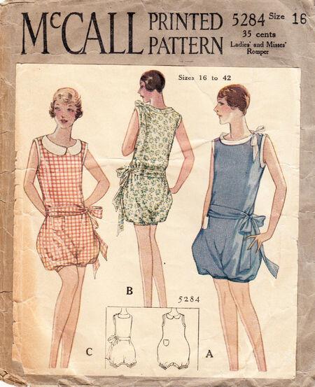 Mccall 5284