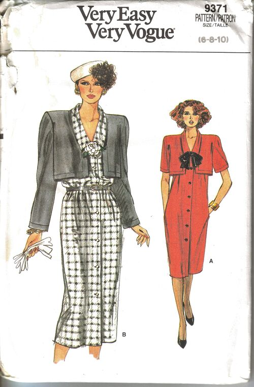 Vogue 9371