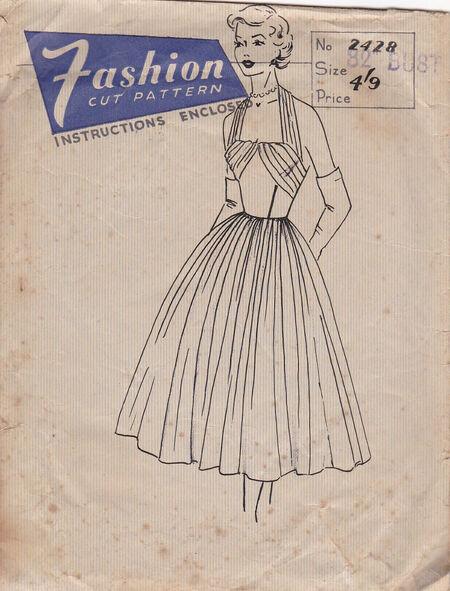 Pattern - Fashion Cut 2428 03