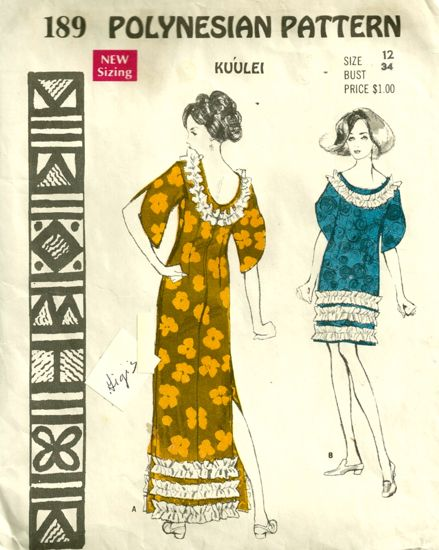 Polynesian Pattern 189