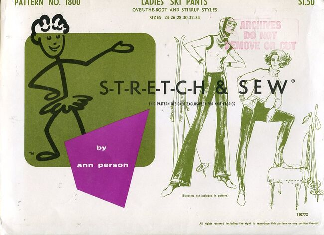Stretch&sew1800