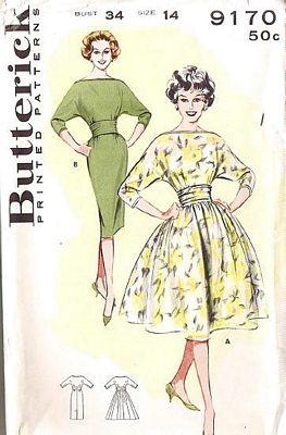 Butterick 9170x