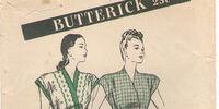 Butterick 3646 A