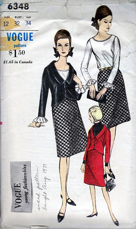 Vogue 6348