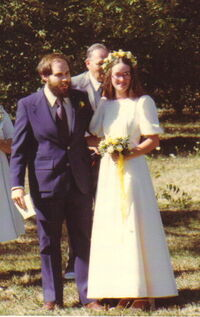 Wedding dress 1976 3