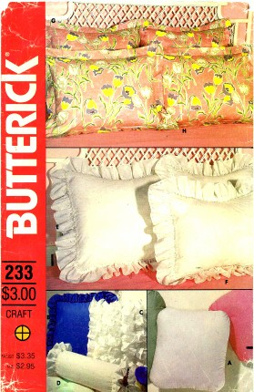 Butterick 233