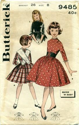 Butterick 9485