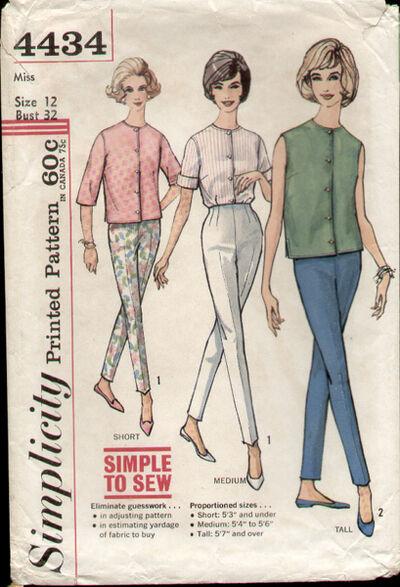 Simplicity 4434 62 a