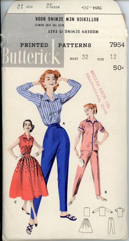 Butterick-7954zfront