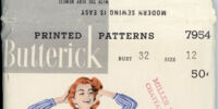Butterick 7954
