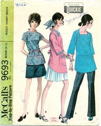 McCall's 9693