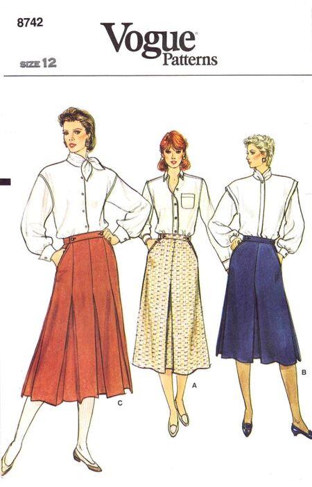 Vogue 1983 8742